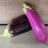 Eggplant (what we grow)