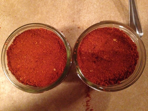 Ground Thai Peppers Final