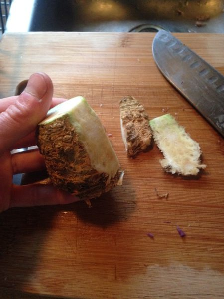 miso-vegetable-soup-celeriac-peeling