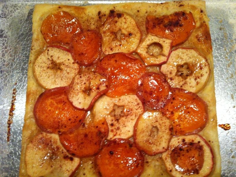 Sweet Potato & Apple Awesome