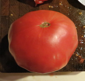 Prudens Purple Heirloom Tomato