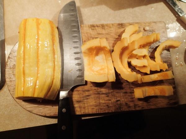 Delicata Chop