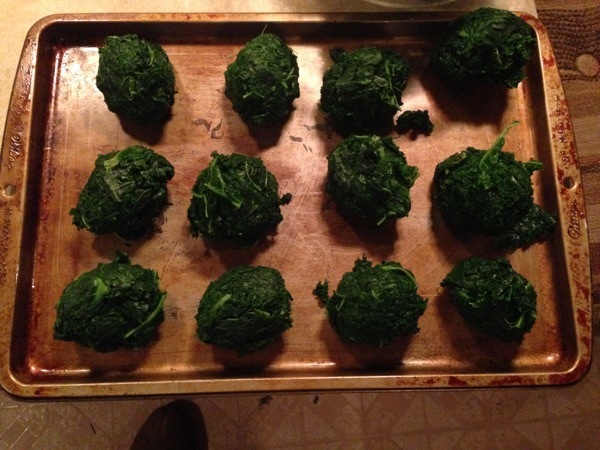 blanched-kale-on-cookie-sheet