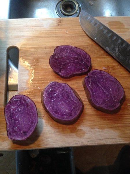 miso-vegetable-soup-potato-chopping